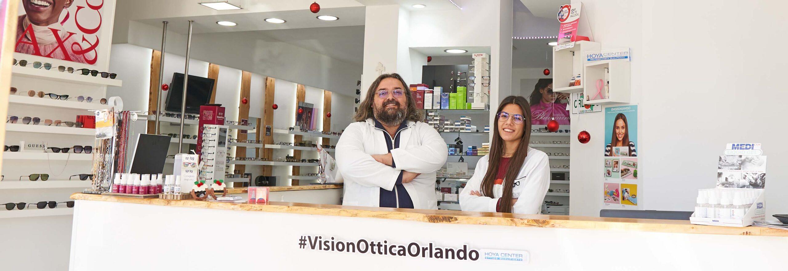 Visionottica Orlando Policoro chi siamo